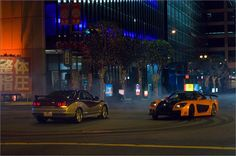 The Fast and Furious: Tokyo Drift - Takashi chases Han for stolen money from his uncle Kamata, the head of the Yakuza. Nissan Skyline, Skyline Gtr, The Furious, Fast And Furious, Tokyo Drift Cars, Jdm Wallpaper, Street Racing Cars, Car Goals, Rx7