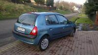 Gumtree: Witam,mam do sprzedania Renault Clio II z 2004r z silnikiem diesla o pojemności 1.5 dci i mocy 68km. Samochód został sprowadzony do polski w 2007r i na chwile obecną posiada przebieg 160 000. Clio ma