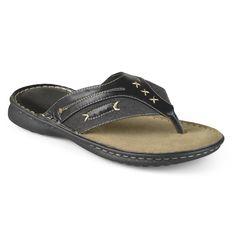 Vance Co. Men's Casual Faux Flip Flop Sandals