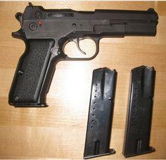 Bren Ten, 10mm Pistol