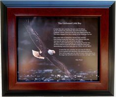 Eagle Scout poem - great gift (www.eagle-scout.com)