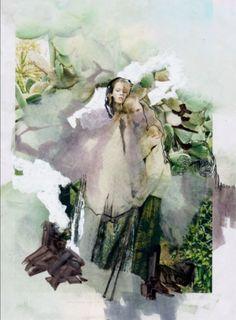 Untitled Vogue (2) Art Print by Sara Santarsiero   Society6