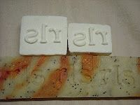 How to make Soap stamps