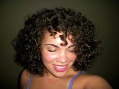 Pin Curls, Natural Hair, Thin Hair