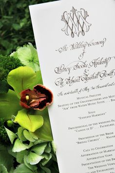 Gallery & Inspiration | Tag - Monogram | Picture - 11362