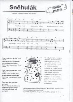 Kids Songs, Sheet Music, Classroom, Words, Piano, Class Room, Nursery Songs, Pianos, Music Sheets