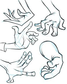 to Draw Cartoon Hands (Comic, Cartoon, and Mickey Mouse) A collection of cartoon hands from my cartoon hand demo. Learn how to draw hands like this at collection of cartoon hands from my cartoon hand demo. Learn how to draw hands like this at Cartoon Hands, Cartoon Drawings Of People, Drawing Cartoon Characters, Disney Drawings, Character Drawing, Drawing People, Drawings Of Cartoons, Cartoon Bodies, Arm Drawing