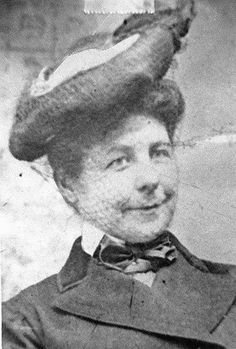 Mary Anderson (1866-1953) is an american engineer, inventor of the windshield wiper blad. Read more about inspirational story at http://www.amazingwomeninhistory.com/mary-anderson-inventor/