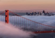 Photograph Hello, San Francisco by Tristan O'Tierney on 500px