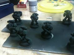 LAB-54: space marines su commissione