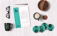 Cliente: Melitta do Brasil  Campanha: Projeto Café+Coworking Peças: papel carta, porta copo, caneca. Praça: Rio de Janeiro, Paraná, Santa Catarina e Rio Grande do Sul Saiba mais: www.i9suaideia.com.br/i9dades