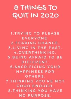 Happy New Year Quotes : Things to quit in 2020 goals & resolutions New Year Motivational Quotes, Happy New Year Quotes, Quotes About New Year, Goal Quotes, Inspirational Quotes, Daily Quotes, Wisdom Quotes, True Quotes, Words Quotes