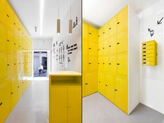 Lock & Be Free shop by Wanna One, Madrid – Spain » Retail Design Blog