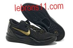 newest 3d42b e1573 Authentic Nike Kobe 8 System Elite GC Superhero - Black For Sale