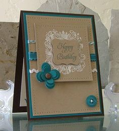 Elementary Elegance by ju012835 - Cards and Paper Crafts at Splitcoaststampers