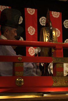 雅楽 (Gagaku court music performance), Gion, Kyoto