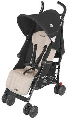Light weight stroller in addition to heavy duty  Maclaren Quest Stroller - Charcoal/Citadel - Free Shipping