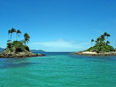 Ilhas Gêmeas - Angra dos Reis