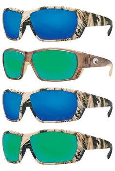 Shop men's sunglasses for Father's Day - including these Costa Tunas.