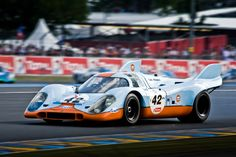 Porsche 917 - Le Mans - 1971