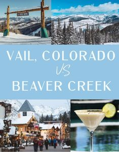 Vail vs. Beaver Creek, Colorado - What's the Difference? - JetsetChristina