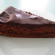 Fotografie receptu: Rychlý sacher dort