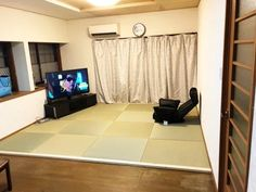 Tatami Room, Flat Screen, Curtains, Japanese, Home Decor, Blood Plasma, Blinds, Decoration Home, Japanese Language