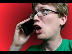 Positive Prank Calls!! / I guess I now what I'm doing at the next sleepover...