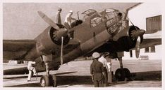 The Łoś (English: Moose) was a Polish twin-engine medium bomber, used in the defense of Poland against the Nazi German Invasion in Ww2 Aircraft, Videos Funny, Air Force, Fighter Jets, Military, History, Vehicles, Planes, Wings