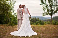 Mountain Top Georgia Wedding by Cariad Photography - Melissa ...