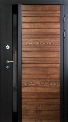 Grill Door Design, House Gate Design, Door Gate Design, Wooden Door Design, Home Room Design, Iron Front Door, Front Door Entrance, House Entrance, Entry Doors