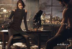 Дизайнеры: Рекламные кампании Donna Karan
