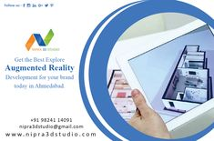 Nipra3DStudio – get the best explore augmented reality development for your brand today in Ahmedabad. For more information visit our website.   #3dinterior,#3dexterior,#3dvisulisation,#3dwalkthrough,#3darchitectural,#likeme,#followme,#3drendering,#3ddesign,#virtualreality,#augmentedreality.
