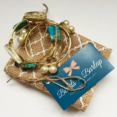 with style & grace: collaboration: Beads and Burlap
