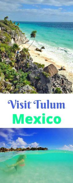 Tulum Mexico - Beach Paradise.