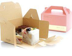 Cake box design