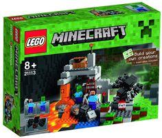 Lego Minecraft, les nouveaux sets 2014 sont là ! ⋆ Geek Dad Power!
