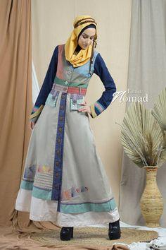 Dobby, Plastic Canvas, Hijab Fashion, Smocking, Light Blue, App, Skirts, Fabric, Cotton