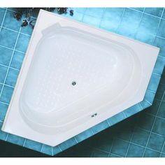 $399 Jade Bath   Harbour II 54 Inch Corner Acrylic Tub   BA1056   Store SKU
