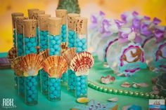 little mermaid party ideas | My favorite Little Mermaid party ideas and elements from this fabulous ...