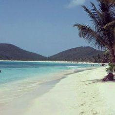 Playa flamencos Culebras,P.R.