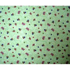 SheetWorld Fitted Portable / Mini Crib Sheet - Green Butterfly Daisy