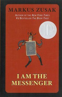 <i>I Am the Messenger</i> by Markus Zusak