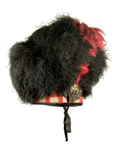 The Highland bonnet shown here was worn at the Battle of the Alma, Crimean War, by Captain Sir Peter Halkett, Highland Regiment of Foot. The is more commonly known as The Black Watch Bonnie Prince, Crimean War, Castle Scotland, Highlanders, Ostrich Feathers, Balaclava, Interesting History, British Army, Black Ribbon