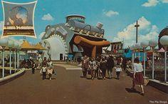 Chrysler Corporation Exhibit - 1964-65 New York World's Fair
