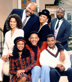 The Fresh Prince of Bel-Air.    In West Philadelphia, born & raised, on the playground is where I spent most of my days....""