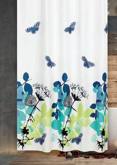 Size: x wide by drop). They are not PEVA or half and half they will not fade or tear, these are polyester - (high grade). Includes: Shower Curtain Ready to hang with 15 curtain rings included to fit any shower rail. Shower Curtain Rings, Bathroom Shower Curtains, Fabric Shower Curtains, Shower Rail, Beautiful, Free Delivery, Home Decor, Drop, Ebay