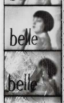 Man Ray «L'Etoile de mer (Star of the Sea)» | Film strip