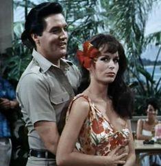 Marianna Hill, Elvis Presley