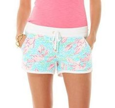 Lilly Pulitzer Chrissy Beach Short - how could I NOT?
